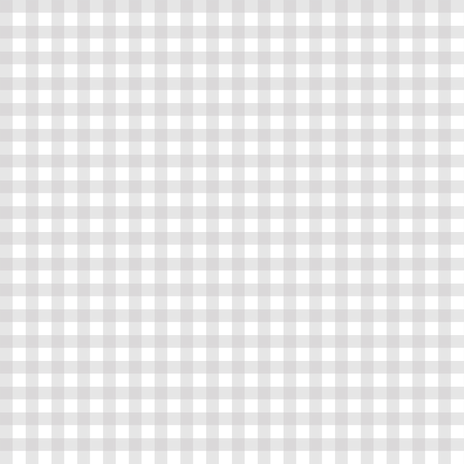 Light Gray Gingham