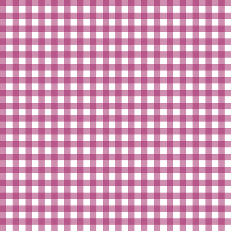 Berry Purple Gingham