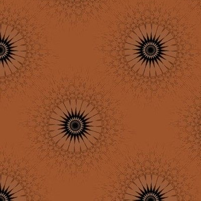 Eyespot - Mocha