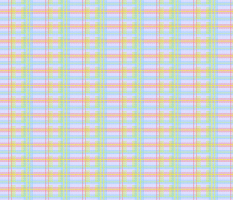 The Mad Plaider's Plaid fabric by glimmericks on Spoonflower - custom fabric