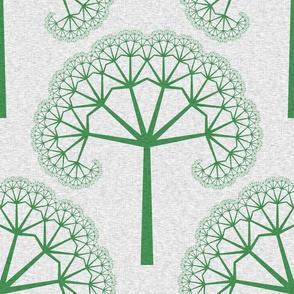 TreeLinens - Green