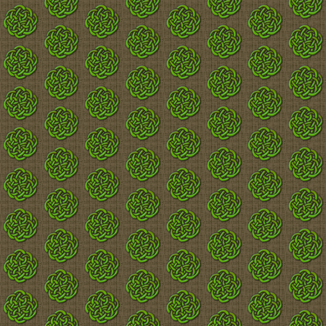 knots_-_serpent fabric by glimmericks on Spoonflower - custom fabric