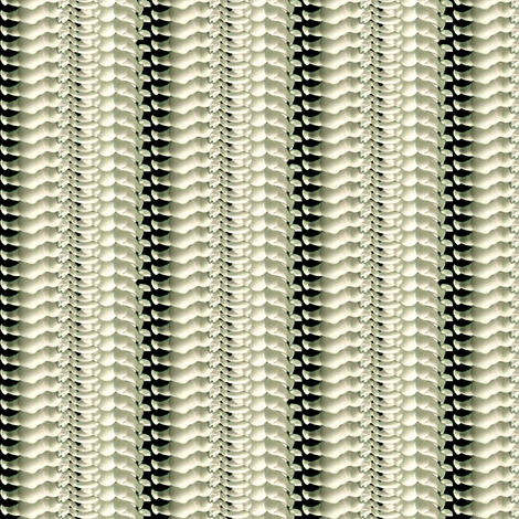 Voluptuos Acrobat Stripes