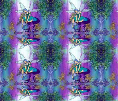 fairie big fabric by krs_expressions on Spoonflower - custom fabric