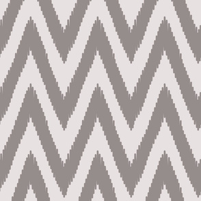 chevron scribble