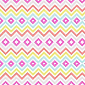 Multi Tribal Chevron