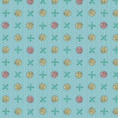 fairy_dots_on_oceanfront fabric by glimmericks on Spoonflower - custom fabric