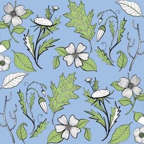 Leafy Flora