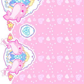 Princess Narwhal: Pink