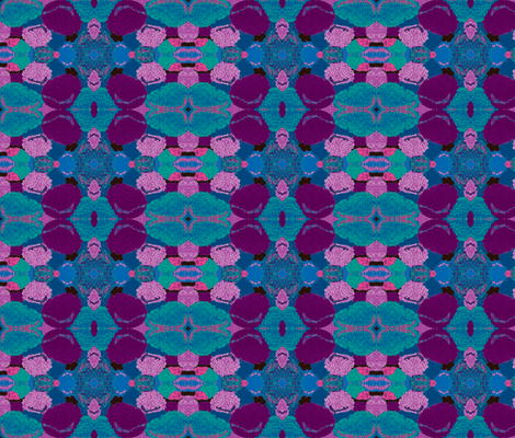 berry boulders  fabric by crafty_missus on Spoonflower - custom fabric