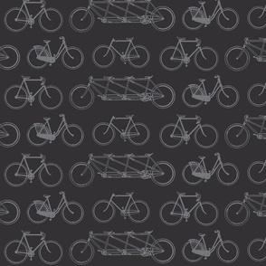 bikes-gray on gray