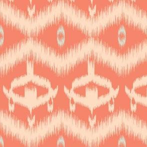 Ikat Orange