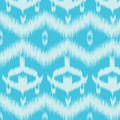 Ikat Blue