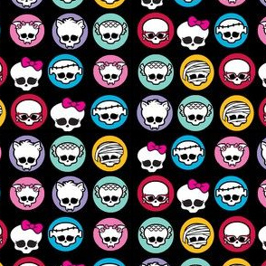 Monster High Skullettes