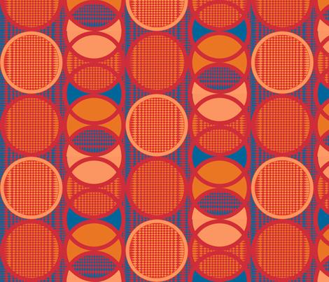 Circling_around_firewalker fabric by glimmericks on Spoonflower - custom fabric