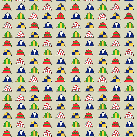 Silk Caps fabric by ragan on Spoonflower - custom fabric