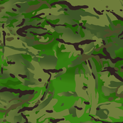 British Multi Terrain Pattern 'MTP' Woodland Variation Camo