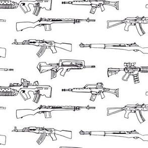Bring On The Big Guns