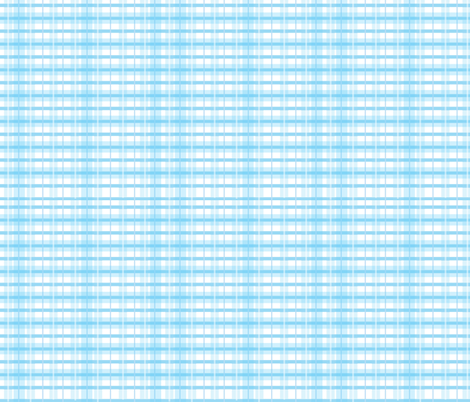 blue_plaid fabric by patti_ on Spoonflower - custom fabric