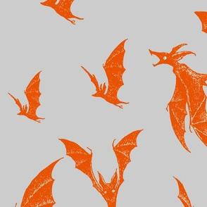 Night Hunters - pumpkin