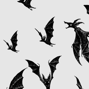 Night Hunters - black