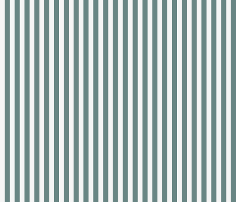 White then Blue Stripe fabric by emfaulkner on Spoonflower - custom fabric