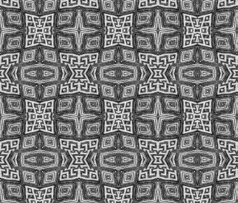 Moroccan_print fabric by penelopeventura on Spoonflower - custom fabric