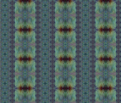 reflection fabric by tat1 on Spoonflower - custom fabric