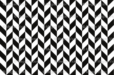 Black-White_Herringbone