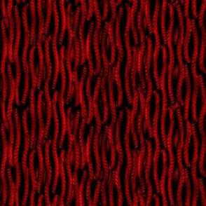 YARN_TANGLE RED