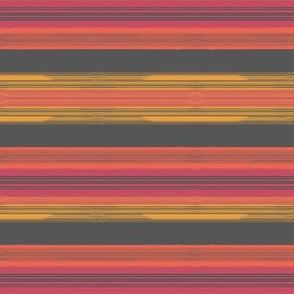 Desert Sunset Stripes