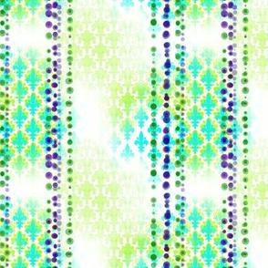 Beads & Fleurdelis