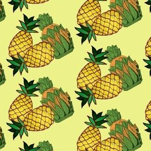 pineapple crowns