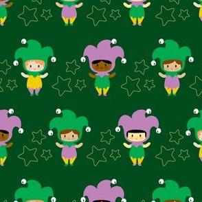 Kawaii jesters