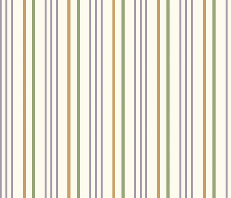 Stripey Coordinate fabric by clemency_brown on Spoonflower - custom fabric
