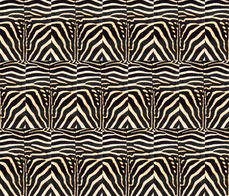Zebra print fabric by penelopeventura on Spoonflower - custom fabric