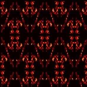 Dark rhombus