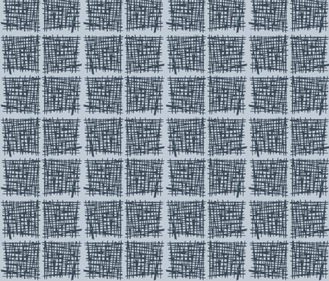 Mid-Century Structure fabric by patternjots on Spoonflower - custom fabric