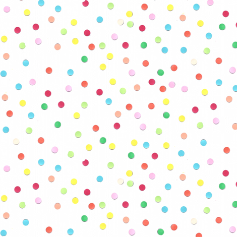 Confetti collage fabric by mariao on Spoonflower - custom fabric
