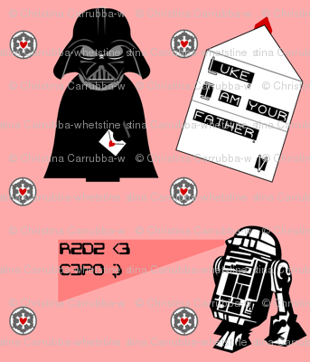 Star Wars Love Letters