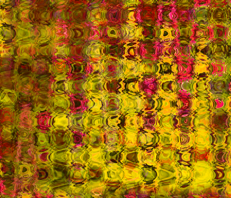 """""""Through A Glass Brightly"""" fabric by jeanfogelberg on Spoonflower - custom fabric"""