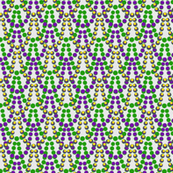 Mardi Gras Beads - small