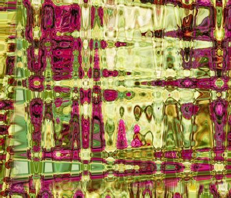 """Klimt Spring #2"" fabric by jeanfogelberg on Spoonflower - custom fabric"