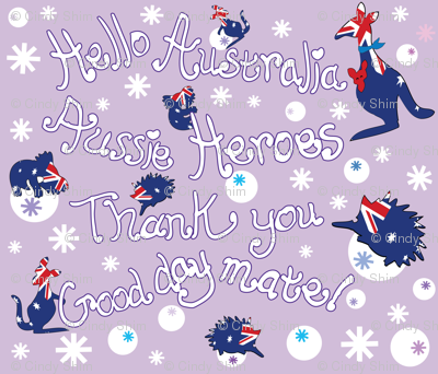 Hello Australia Aussie Heroes 2