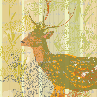 Deer Panel