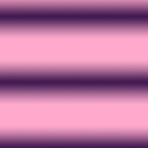 Plum & Blush Pink Ombre