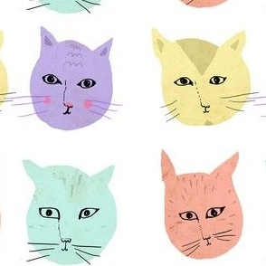 Kitty Decals