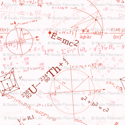 Equations (Red)