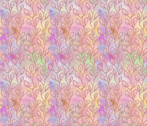 Rleaves_continuous_pattern_petals_rose_shop_preview