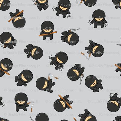 Beware! Ninjas.